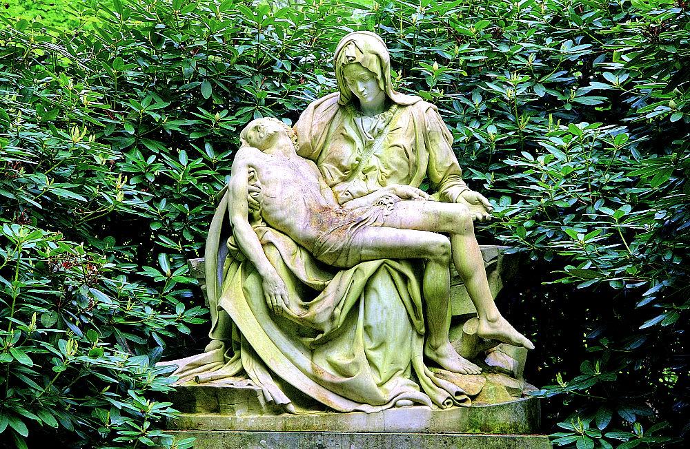 Pietà nach Michelangelo