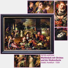 Pieter Aertsen · Marktstück