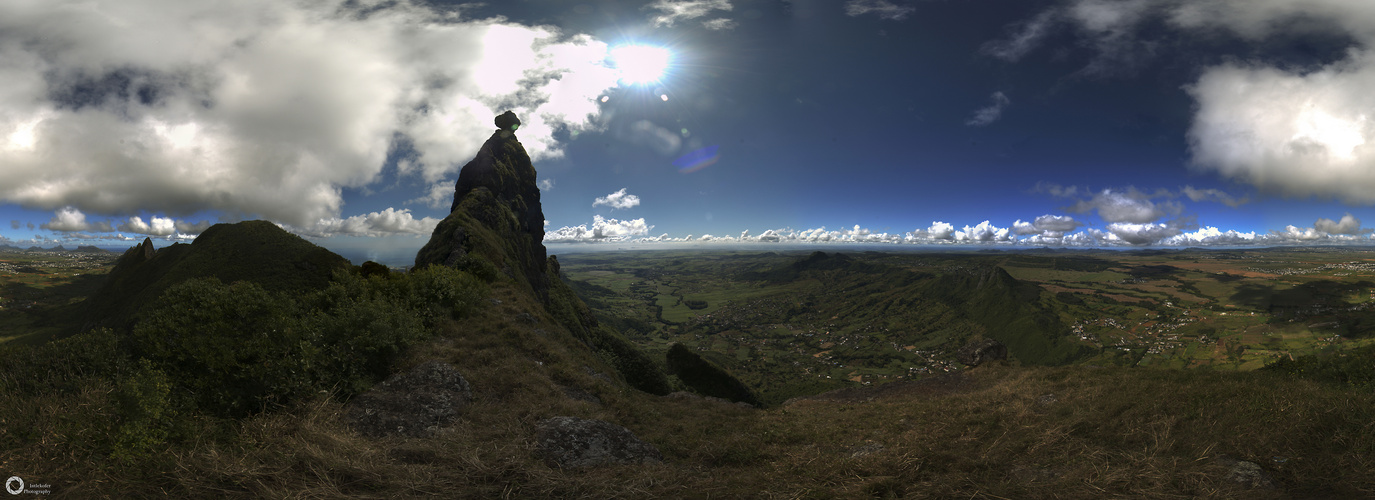 Pieter Both - Mauritius