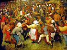 Pieter Bruegel the Elder, 'The Wedding Dance', 1566