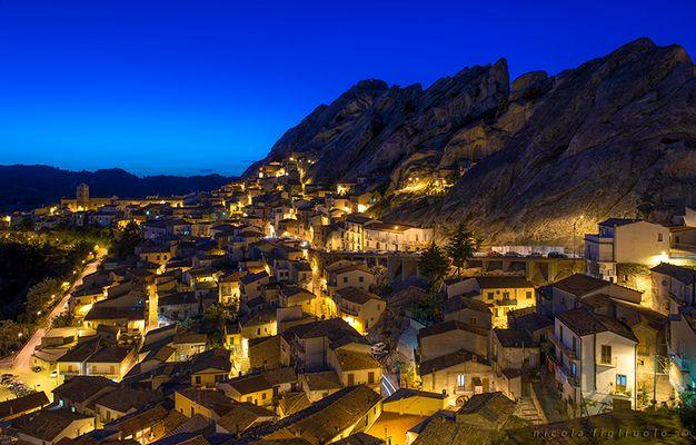 Pietrapertosa (Basilicata, Italy)