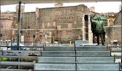 Pietre  con storia a Roma