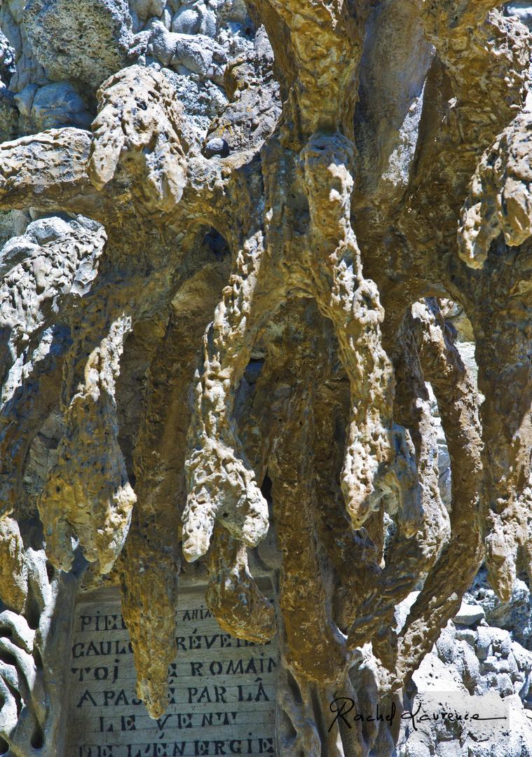 Pieuvre, animal marin gaulois d'après le Facteur Ferdinand Cheval