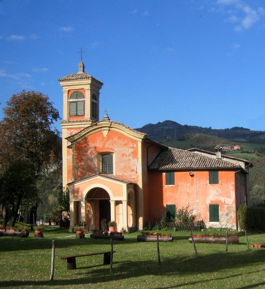 Pieve di S. Maria Cavonella, Marzabotto (BO)