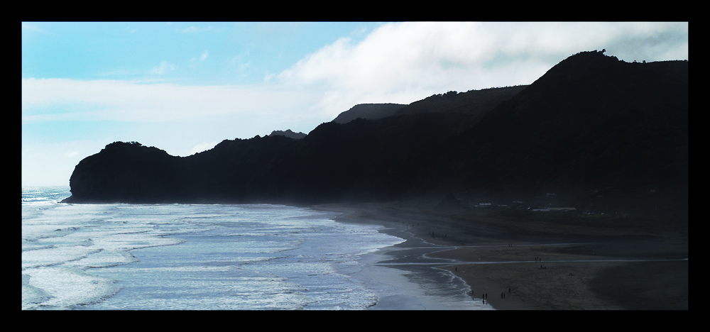 Piha, Surfer's Paradise