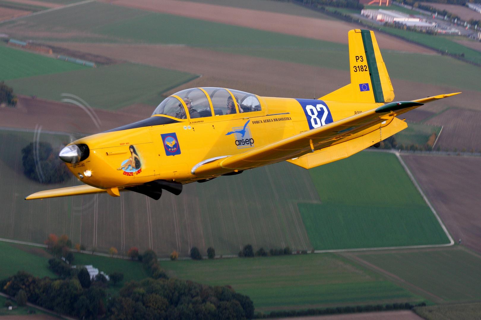 Pilatus P3 A2A