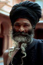 Pilger in Bikaner