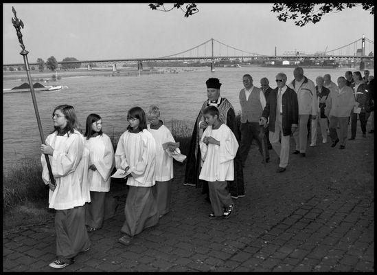 Pilgergang am Niederrhein !