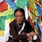Pilgerin Tibet Lhasa