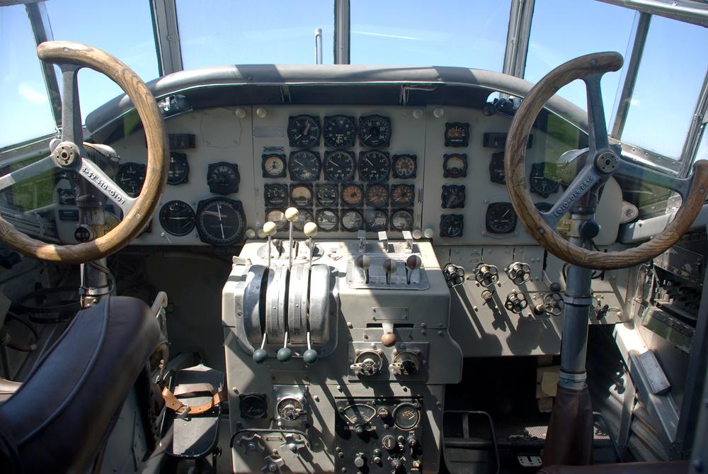 Pilot abhanden...