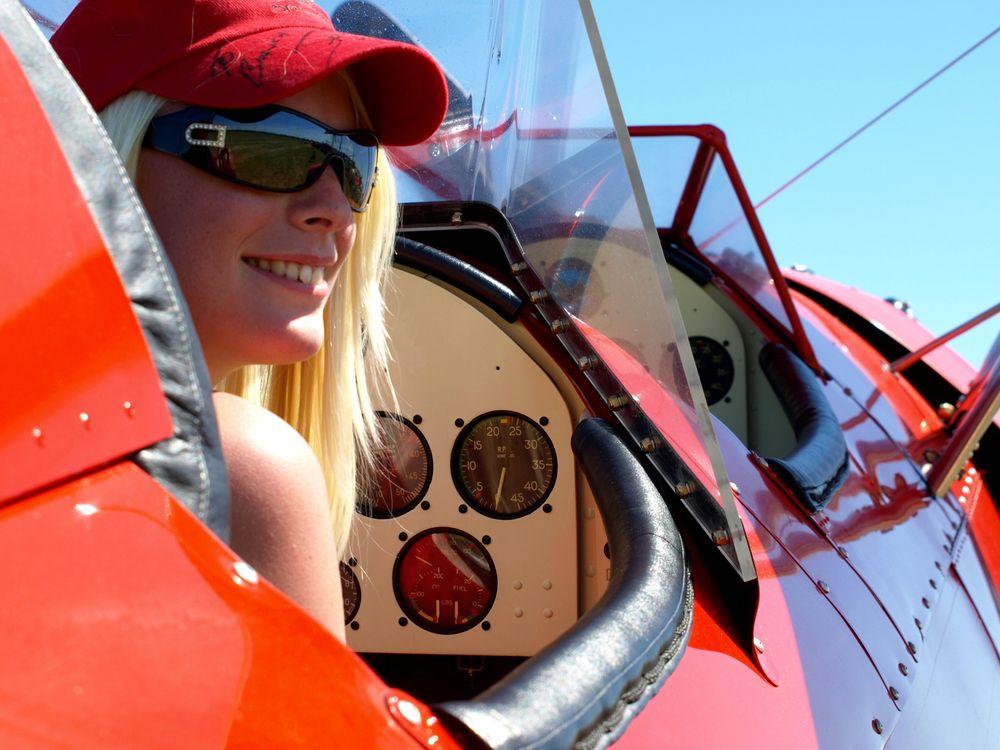 Pilotin von Gruber Bianca