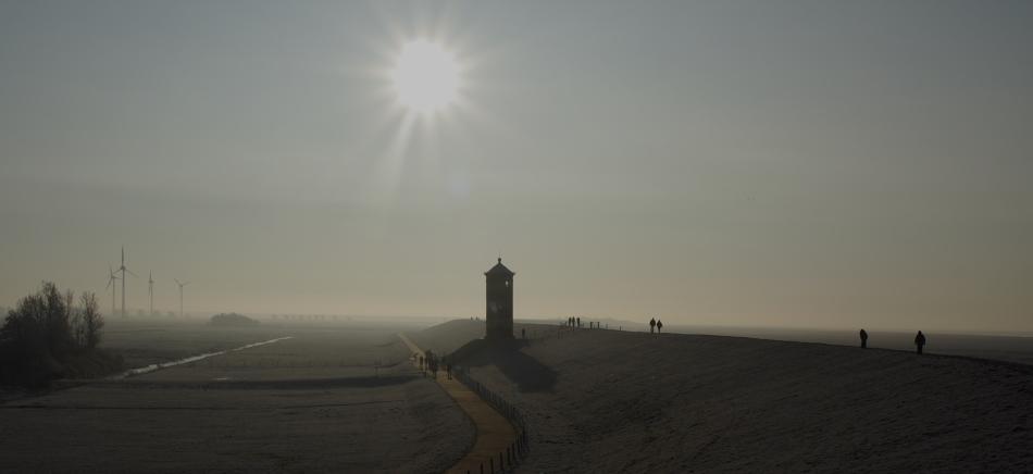 Pilsumer Leuchtturm - Besser bekannt als Ottoturm!