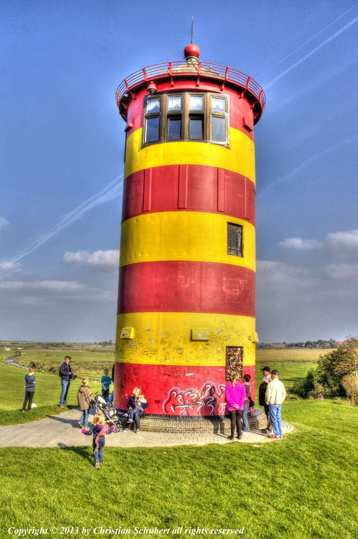 Pilsumer Leuchtturm (OTTO Leuchtturm)