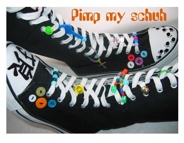 pimp my schuh...*g*