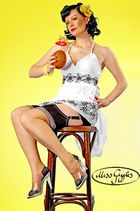 Pin Up By Miss Giggles