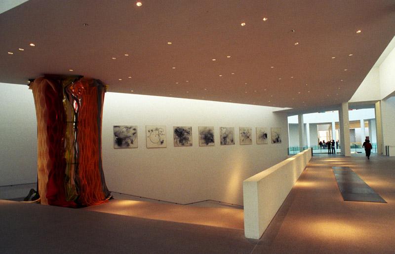 ... Pinakothek der Moderne ...