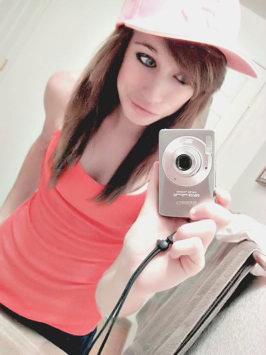 pink Basecap