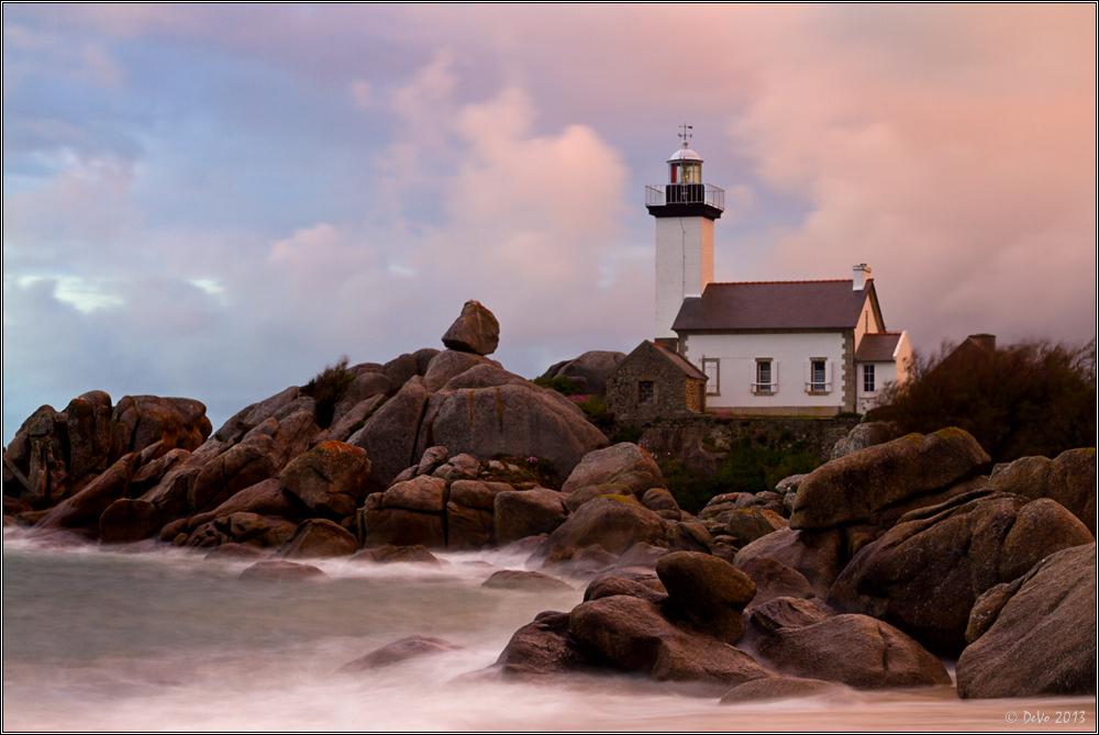 Pink Lighthouse