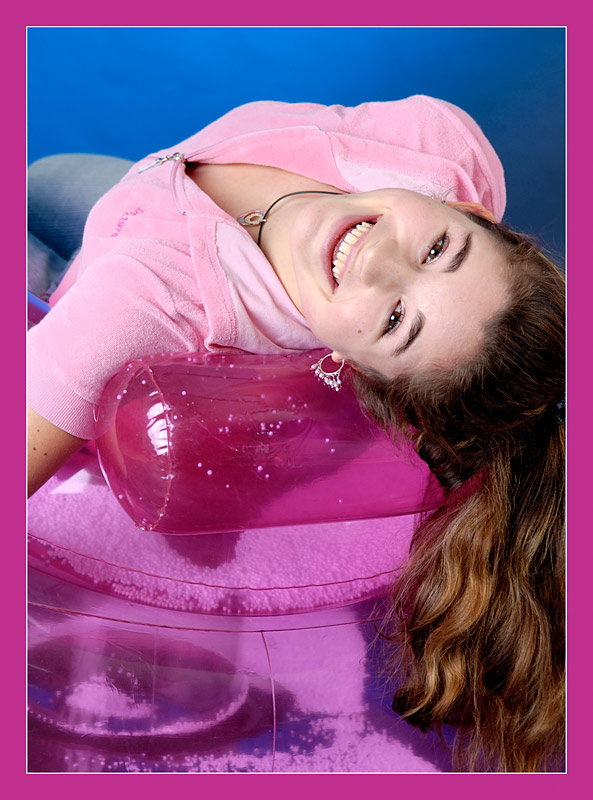 Pink Plastic