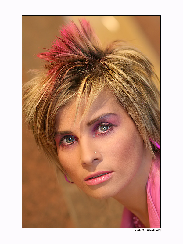 """Pink Punk"""