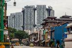 Pinnacle@Duxton hinter Chinatown