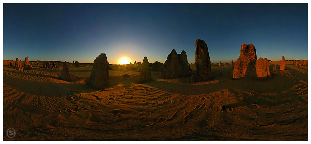 Pinnacles 360° Reload