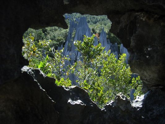 Pinnacles - Malaysia