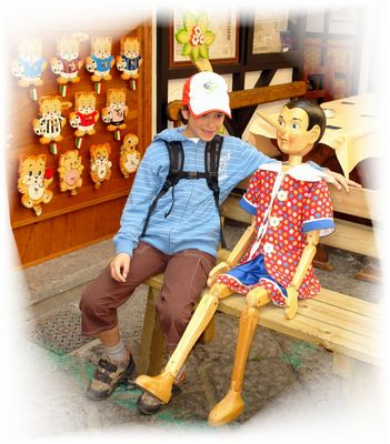 Pinocchio ...