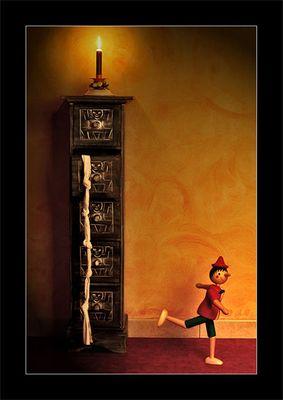 Pinocchio's Escape