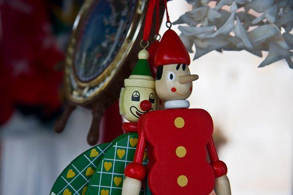 Pinocho, clown, roba corazones.. ¿Qué más?