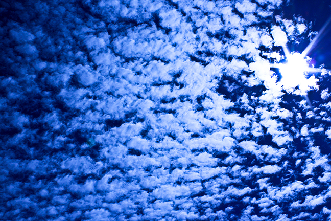 Pintando Con Nubes