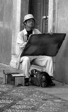 pintor callejero
