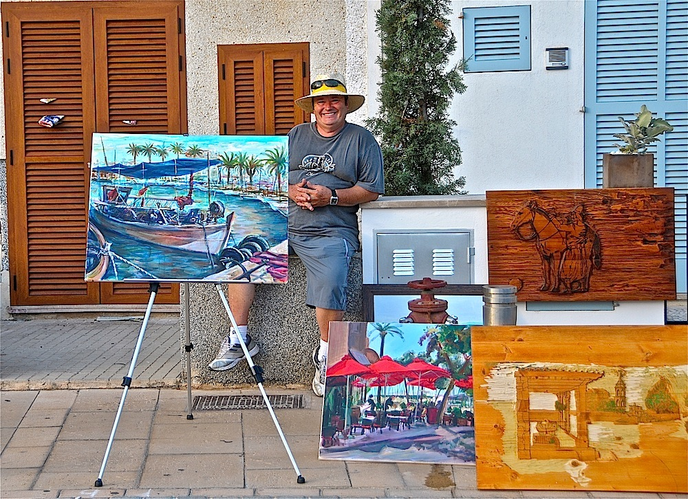 Pintores V