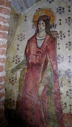 Pinturas en la ermita de Santa Eulalia (2)