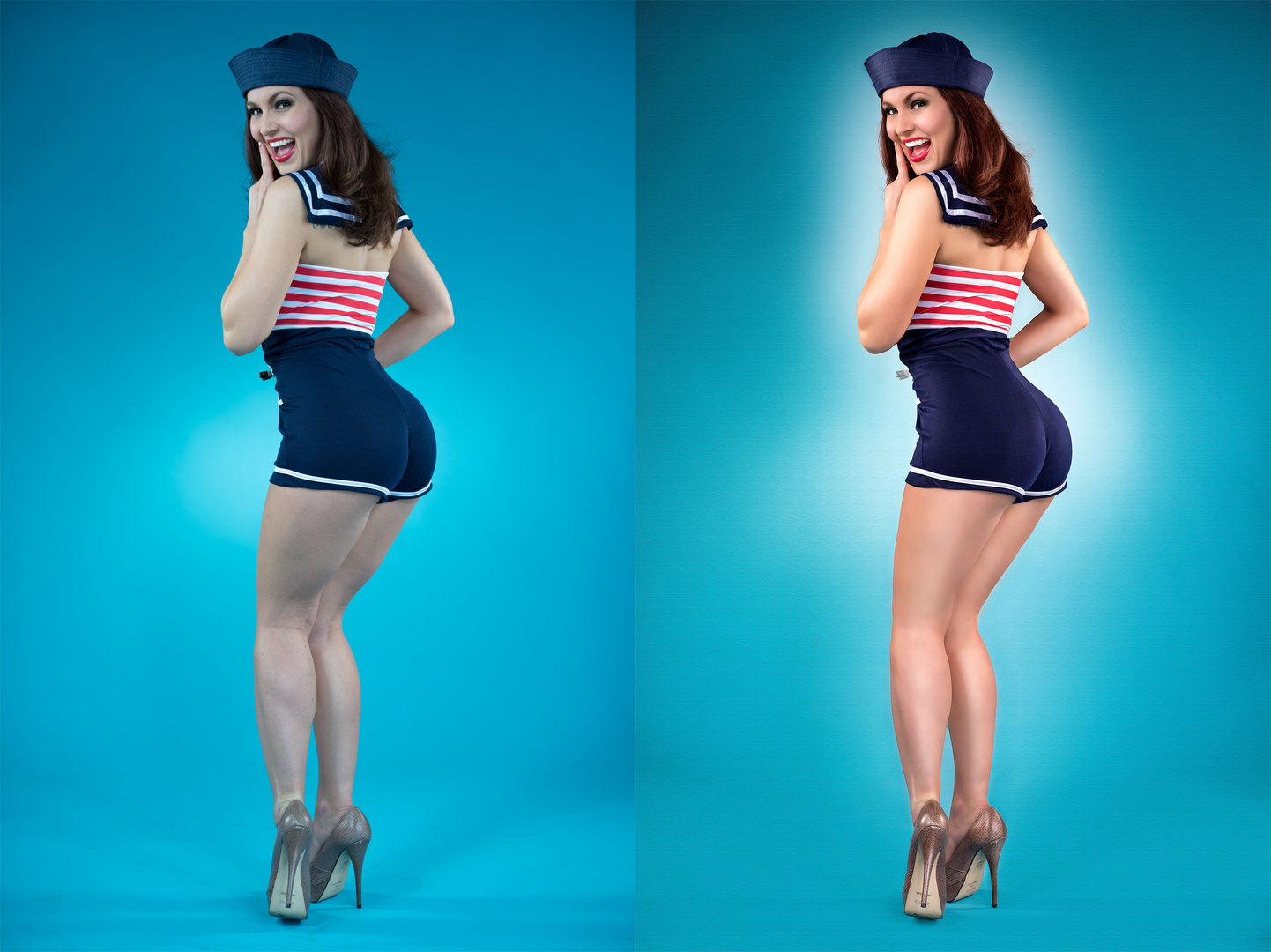 Pinup girl =)
