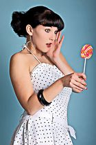 pinup lolly
