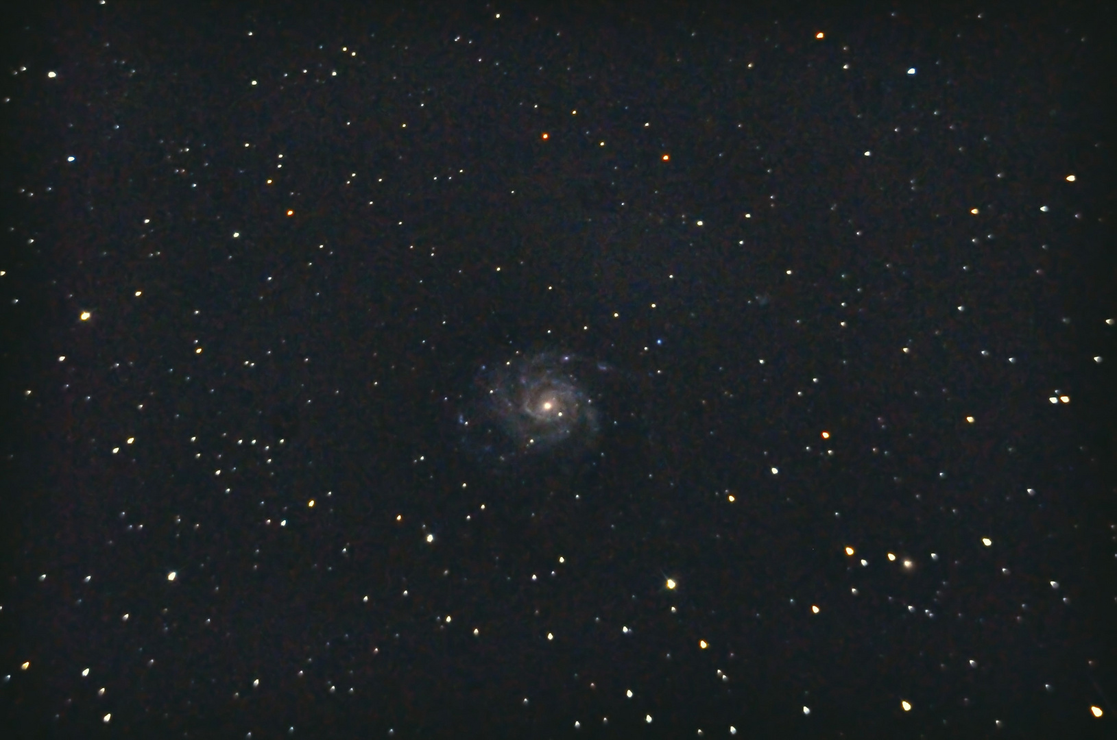 Pinwheel Galaxy Messier 101