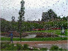 Pioggia a Oslo...non finira mai più??