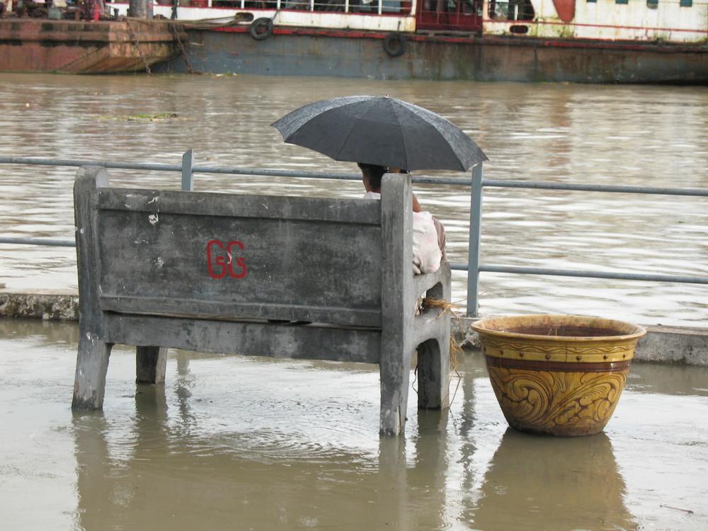 Pioggia birmana