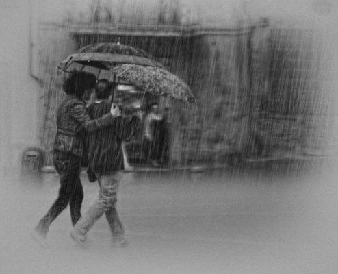 Pioggia galeotta