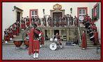 Pipes and Drums and Trumpets - Strasser-Garde auf Schloss Eichtersheim