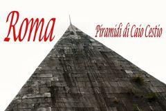 Piramide di Caius Cestius