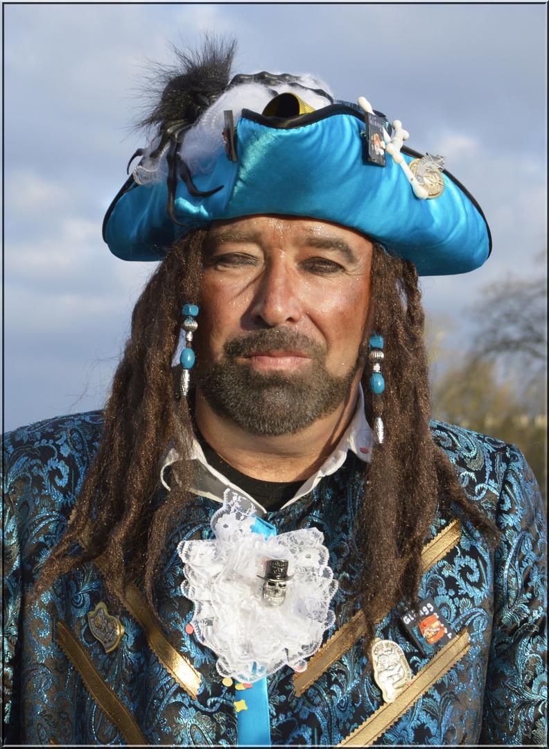 Pirat mit Hut !