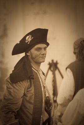 Pirate (photo vieilli)