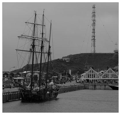 Piraten in Helgoland