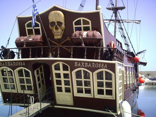 Piraten oder so