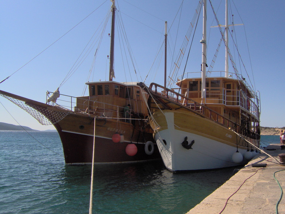 Piratenboote