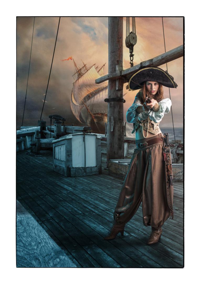 Piratenbraut
