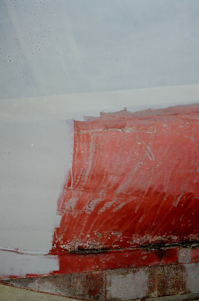 Piratenschiff..oder Felsklippe????