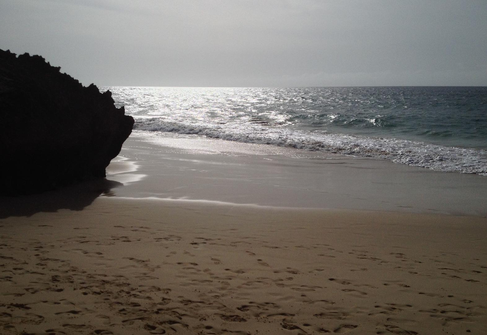 Piratenstrand auf Boa Vista